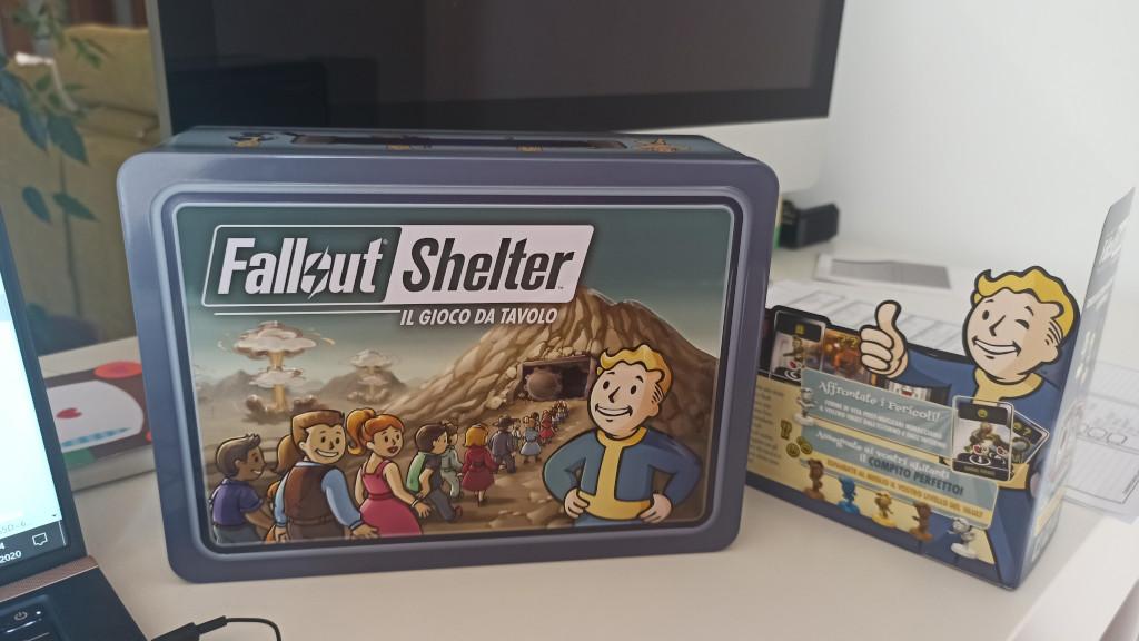 fallout shelter il gioco da tavolo meniac recensione 2 cover