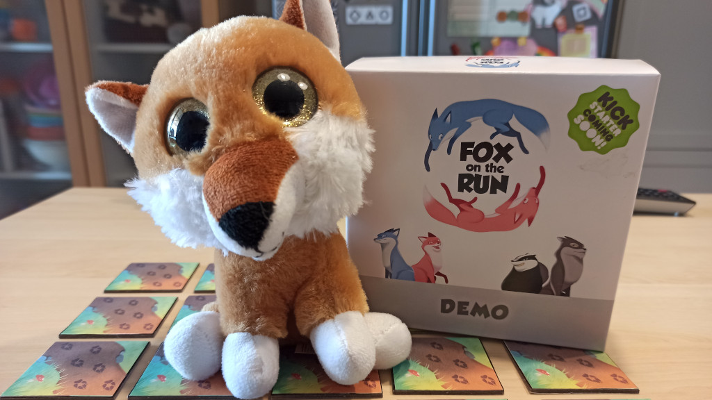 fox on the run kickstarter preview meniac