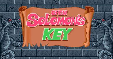 open solomons key meniac news 1