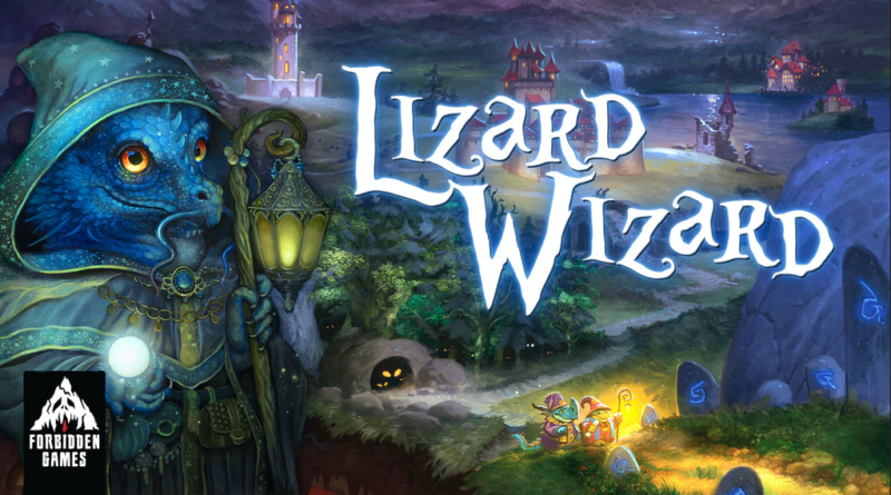 lizard wizard meniac kickstarter news cover