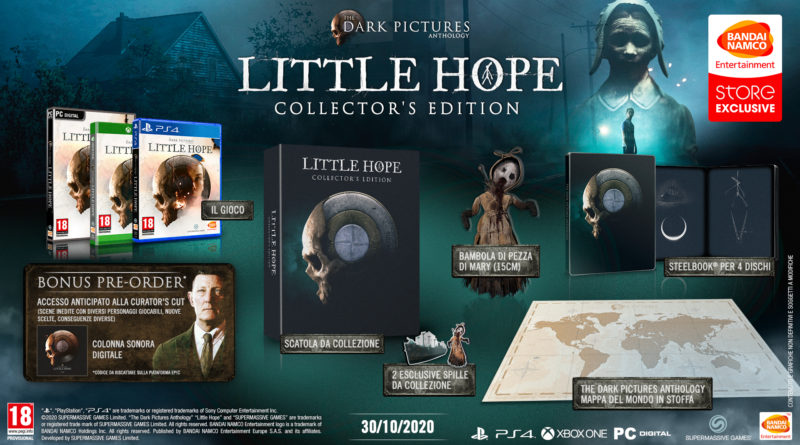 the dark pictures anthology little hope meniac news cover