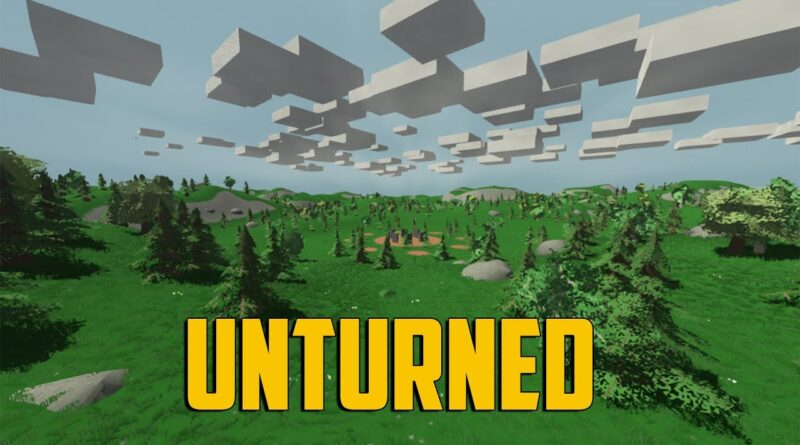 unturned meniac news console