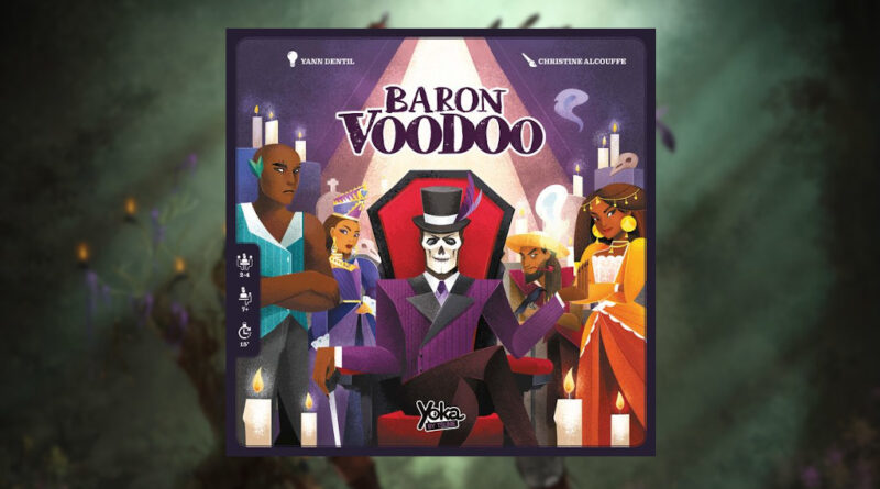 baron voodoo meniac news