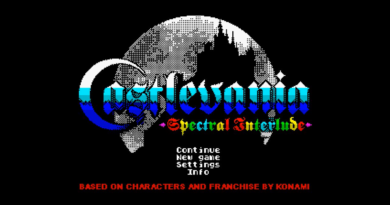 castlevania spectral interlude meniac news 1