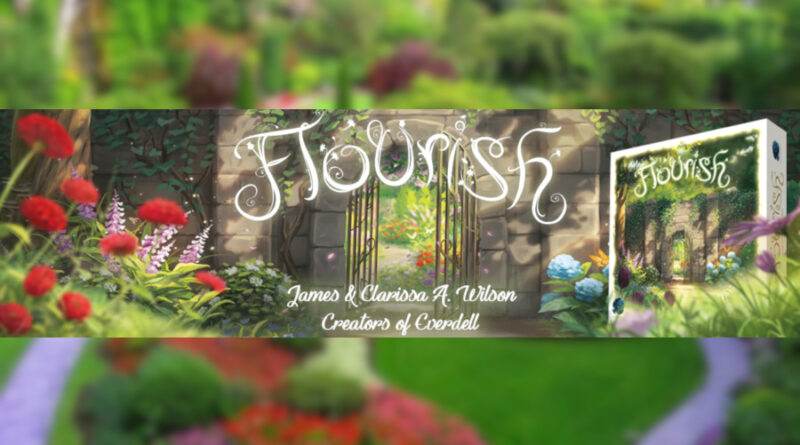 flourish boardgame menia news