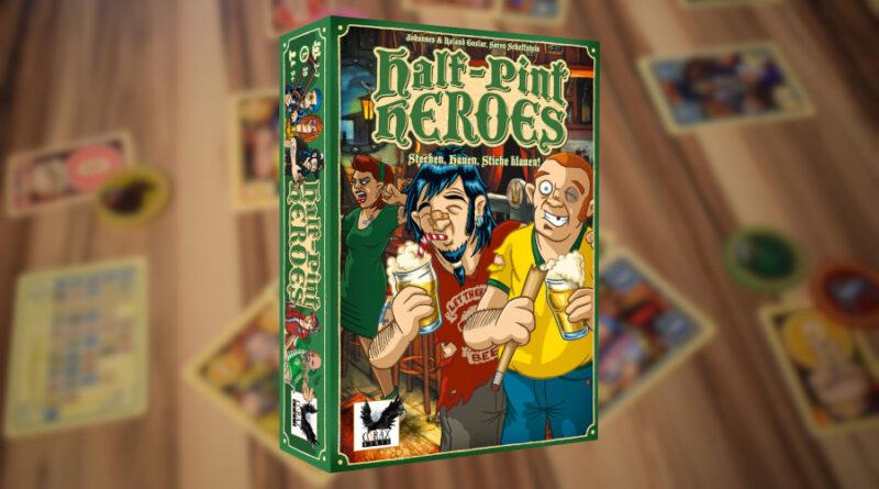 half-pint heroes meniac recensione cover