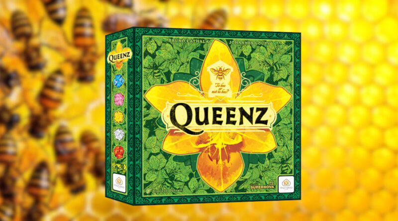 queenz boardgame meniac news