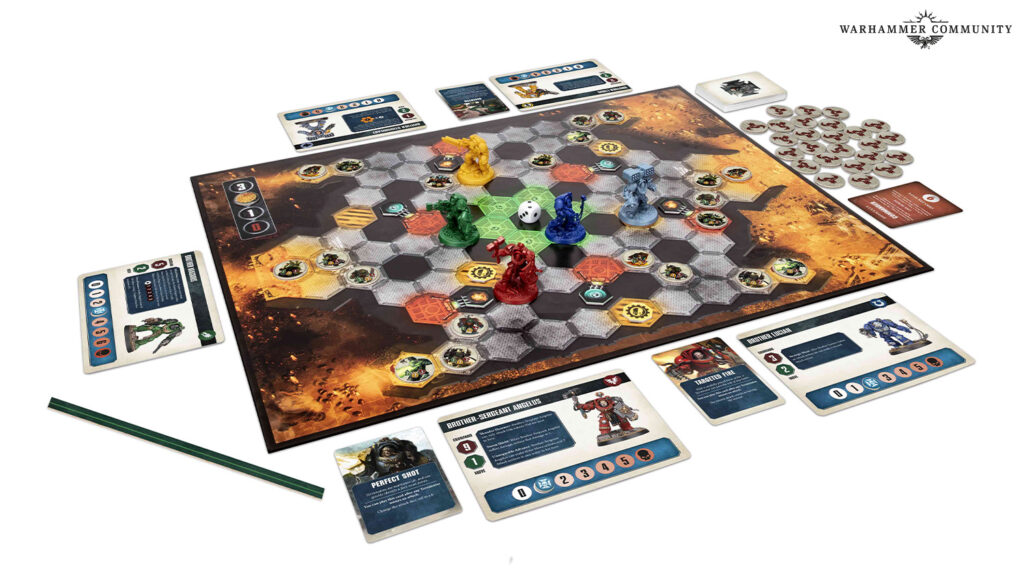 space marines adventures rise of the orks meniac news 1