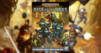 space marines adventures rise of the orks meniac news