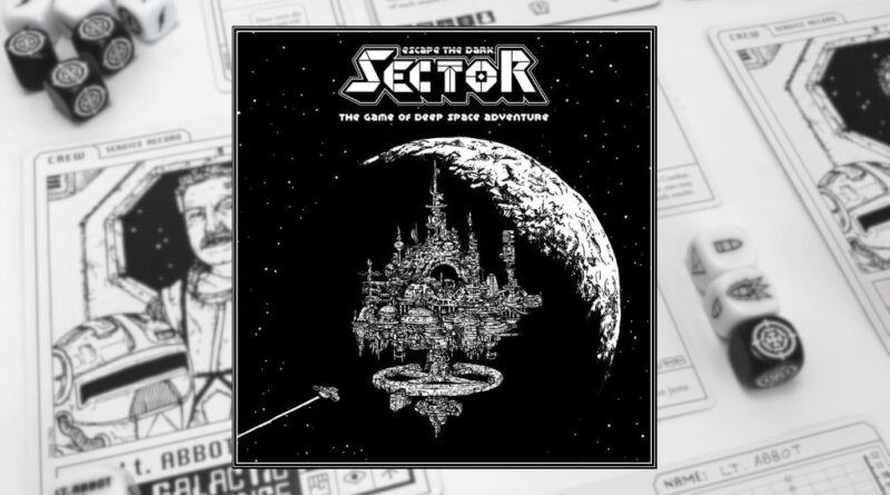 escape the dark sector meniac recensione cover