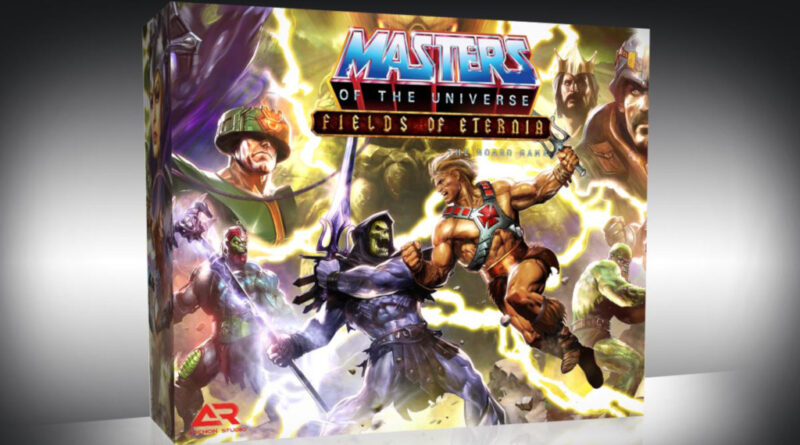masters of the universe fields of eternia boardgame meniac news