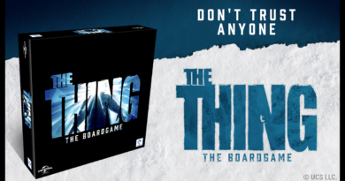 the thing the boardgame pendragon kickstarter meniac news