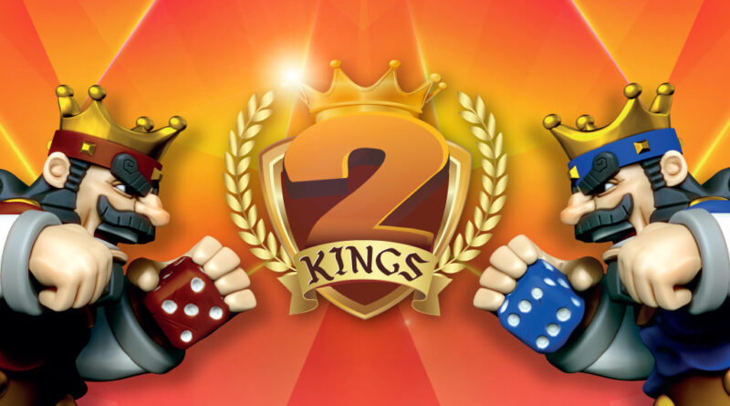 2 kings kickstarter meniac news 1