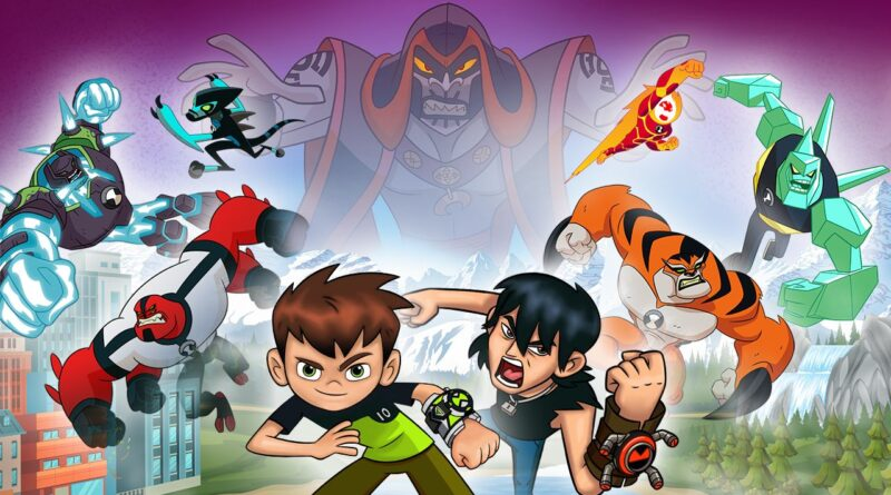 Ben 10 power trip meniac news