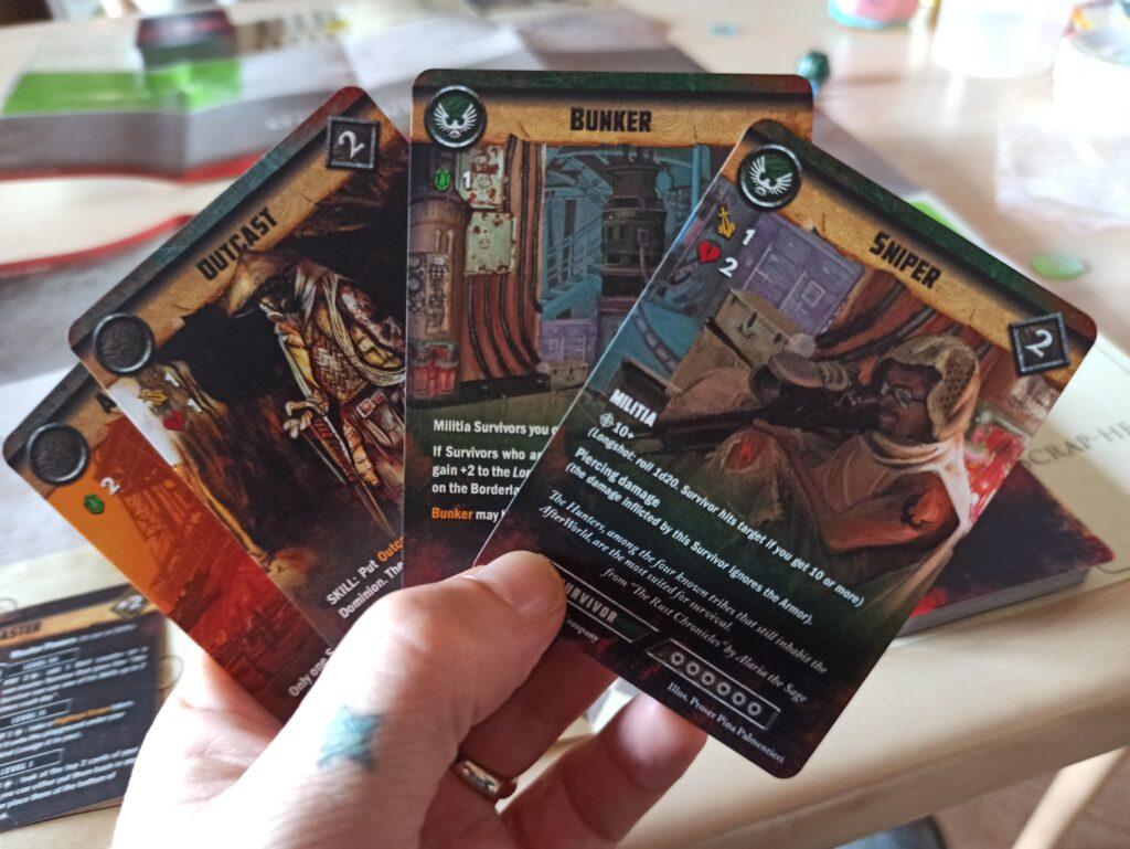 Rust The AfterWorld Meniac recensione 2