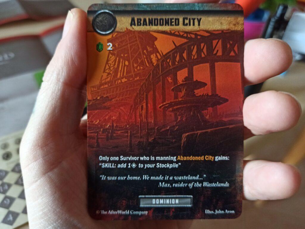 Rust The AfterWorld Meniac recensione 3