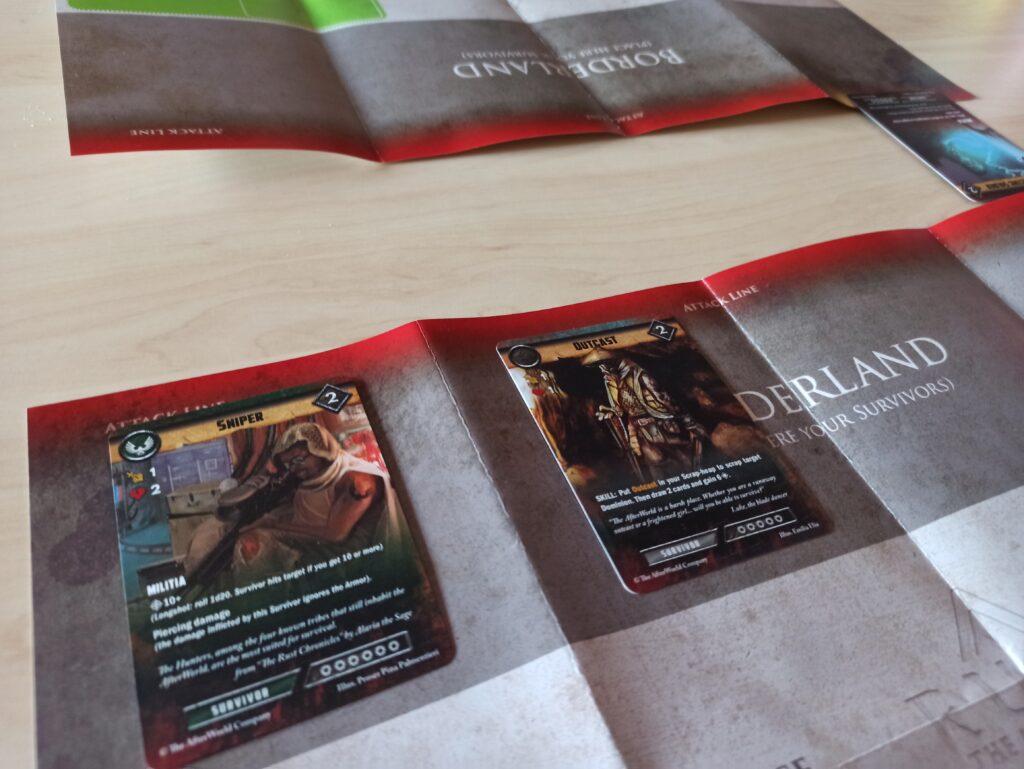 Rust The AfterWorld Meniac recensione 5
