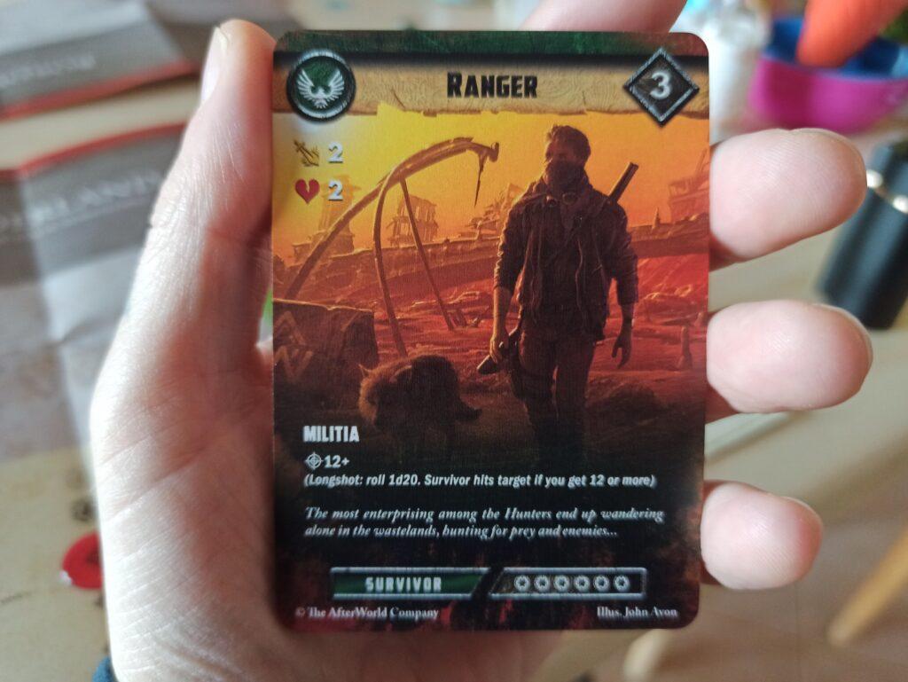 Rust The AfterWorld Meniac recensione 6