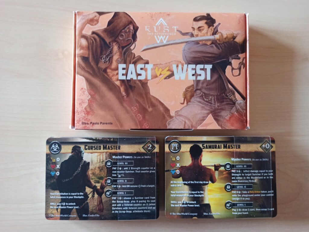 Rust The AfterWorld Meniac recensione 8
