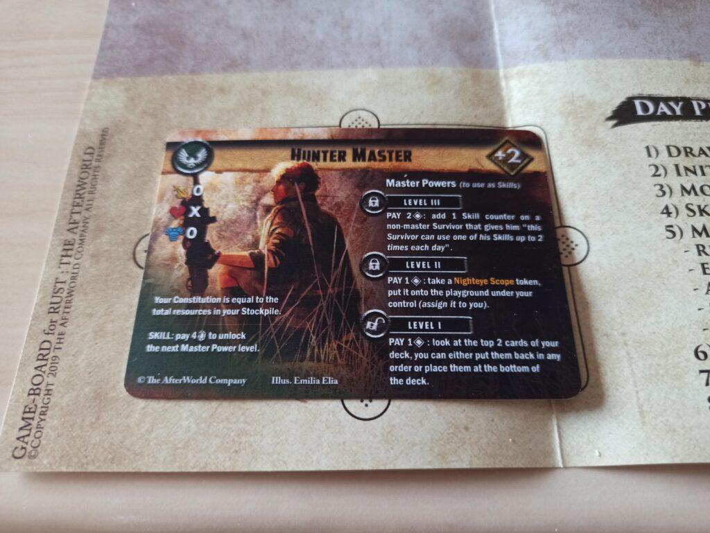 Rust The AfterWorld Meniac recensione 9