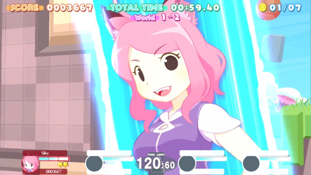 Umihara Kawase BazooKa meniac recensione 2