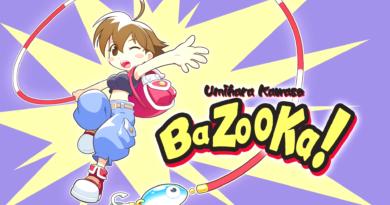 Umihara Kawase BazooKa meniac recensione cover
