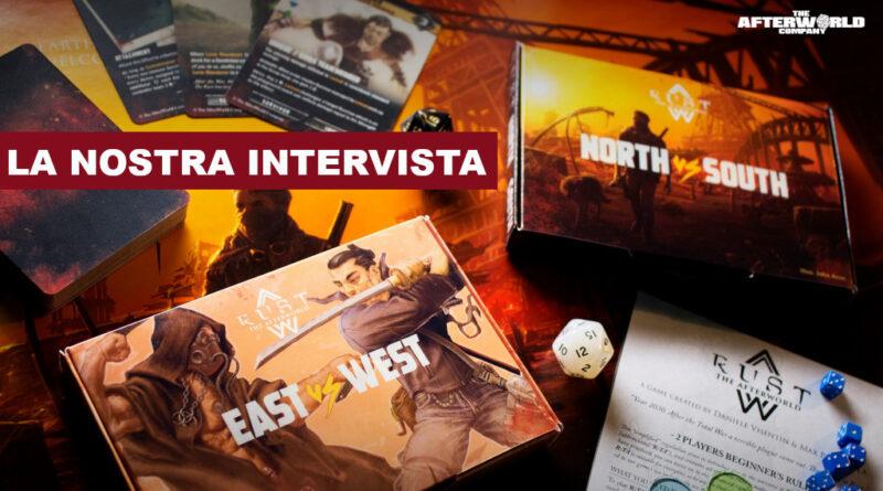 rust the aftwerworld intervista meniac