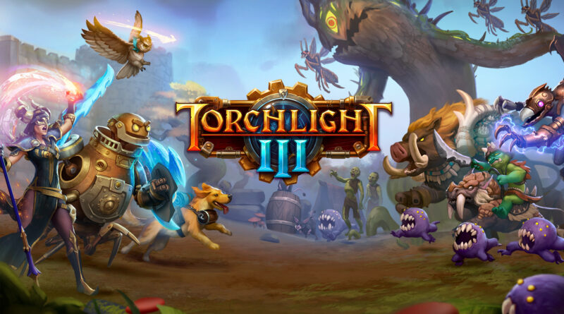 torchlight III nintendo switch meniac news