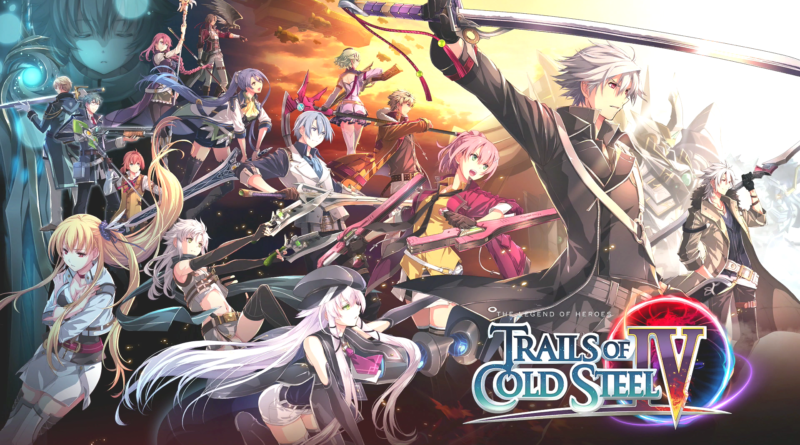 trails of cold steel IV cover meniac recensione