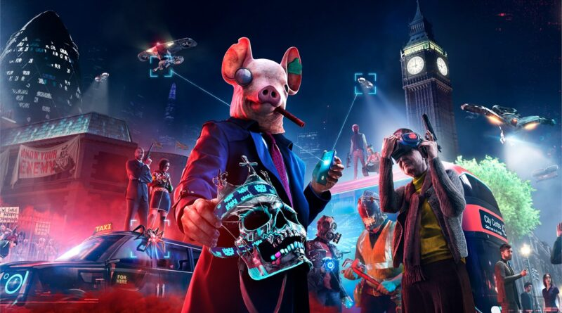 watch-dogs-legion nuovo trailer meniac news