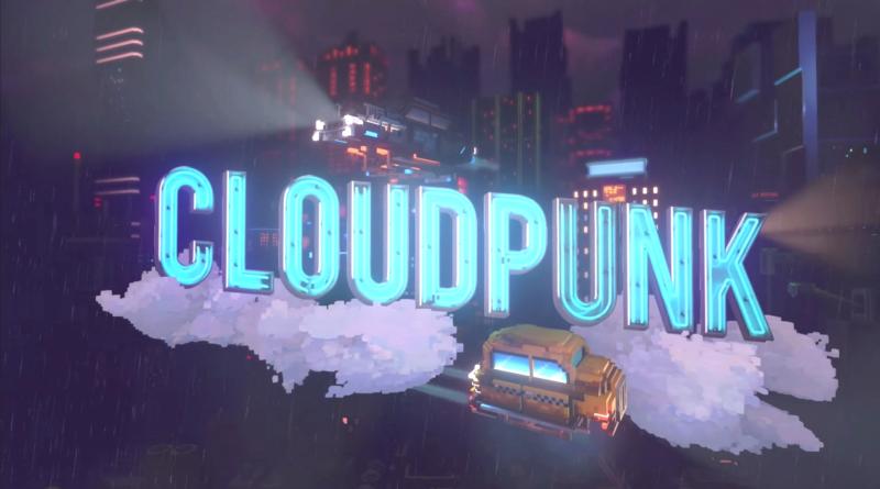 Cloudpunk meniac recensione cover
