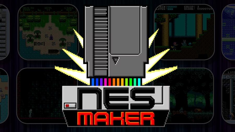 NESmaker meniac news