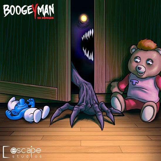 boogeyman boardgame meniac news 1