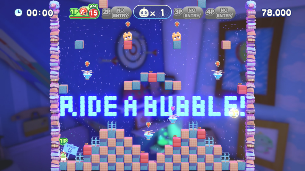 bubble bobble 4 friends baron meniac recensione 1