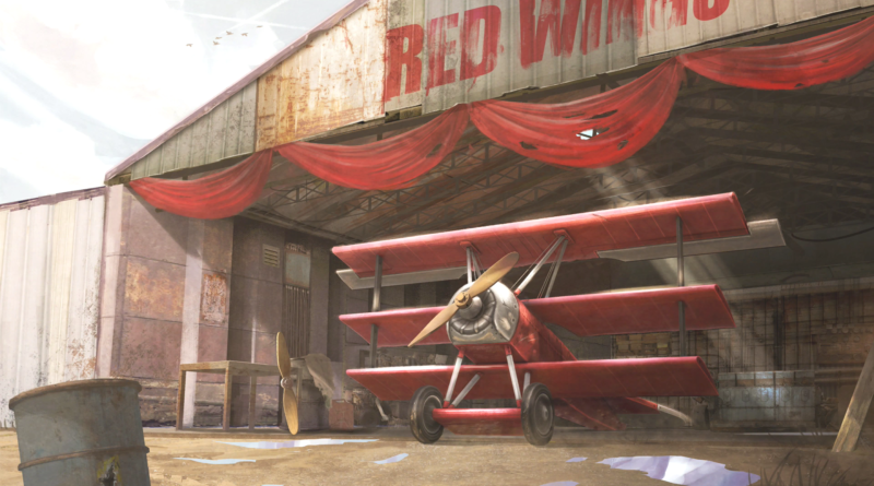 red wings aces of the sky meniac recensione cover