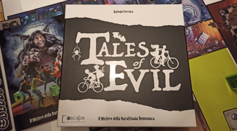 tales of evil meniac recensione