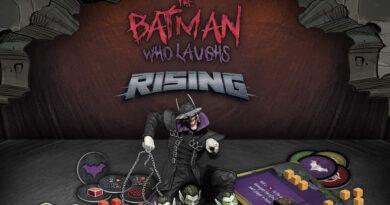 the batman who laughs rising meniac news