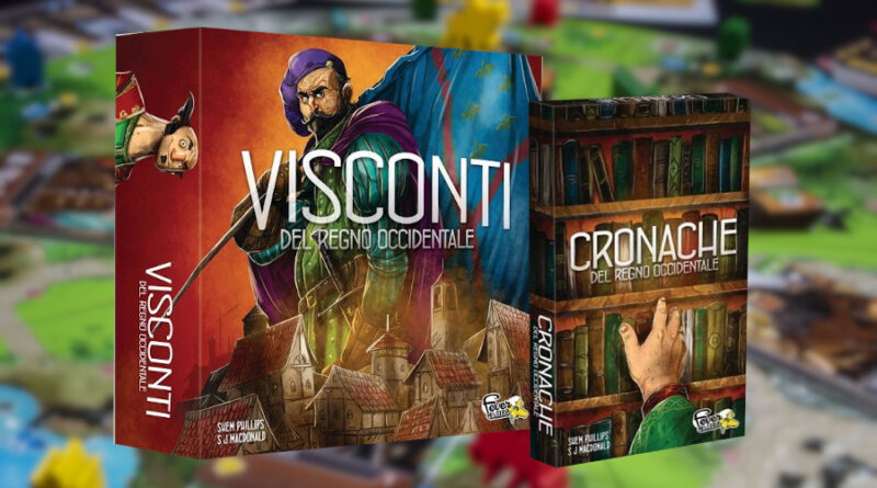 visconti del regno occidentale meniac news