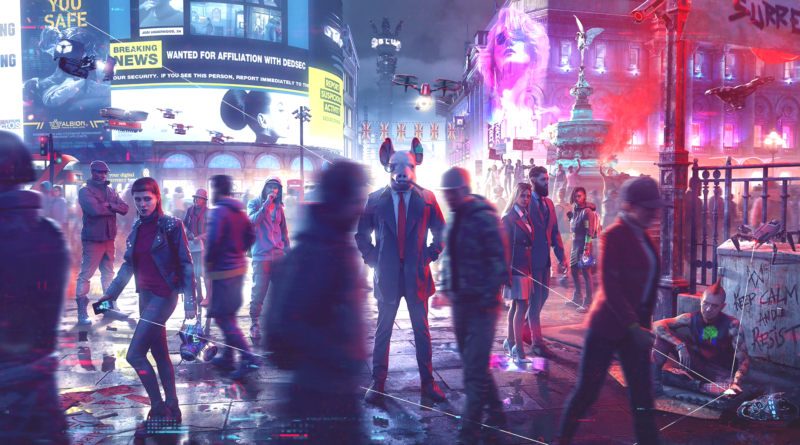watch dogs legion meniac recensione 1