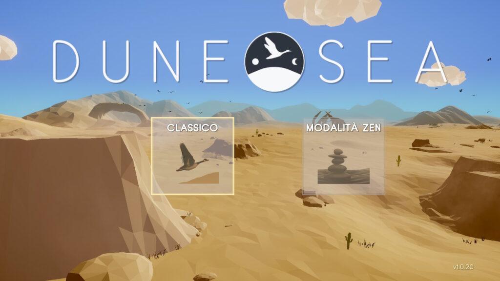 Dune sea meniac recensione switch 1
