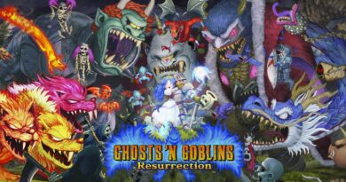 Ghost n goblins resurrection meniac news