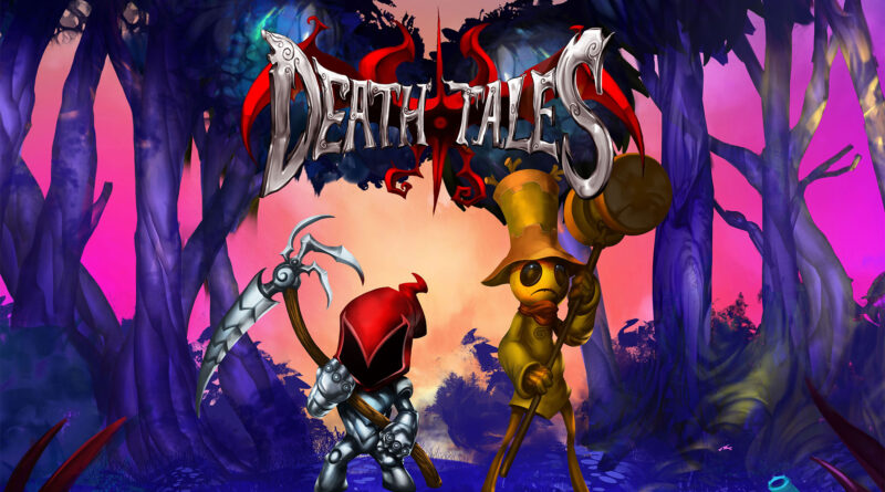 death-tales-switch-meniac cover