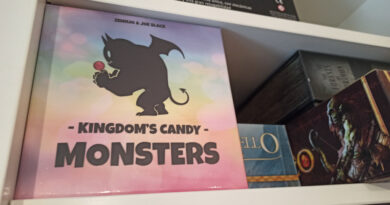 kingdoms candy monsters recensione meniac