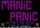 manic panic zx spectrum meniac news 1