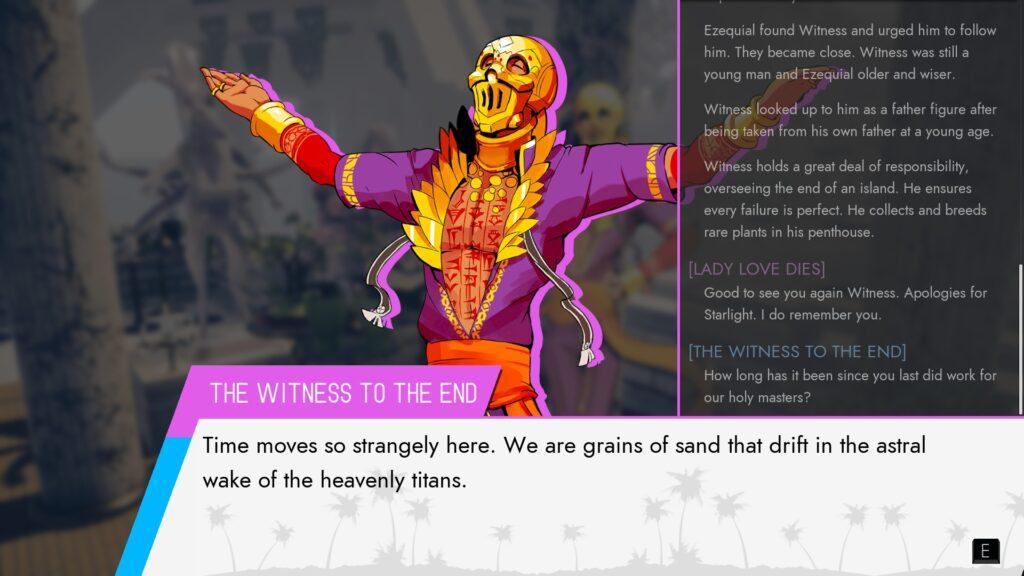 paradise killer meniac recensione 2