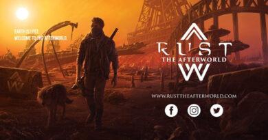 rust the afterworld news kickstarter 2021 meniac