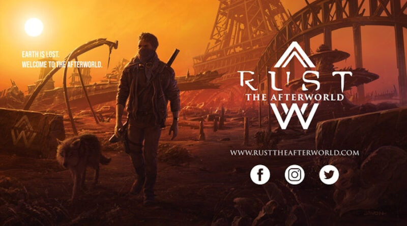 rust the afterworld news kickstarter 2021 meniac