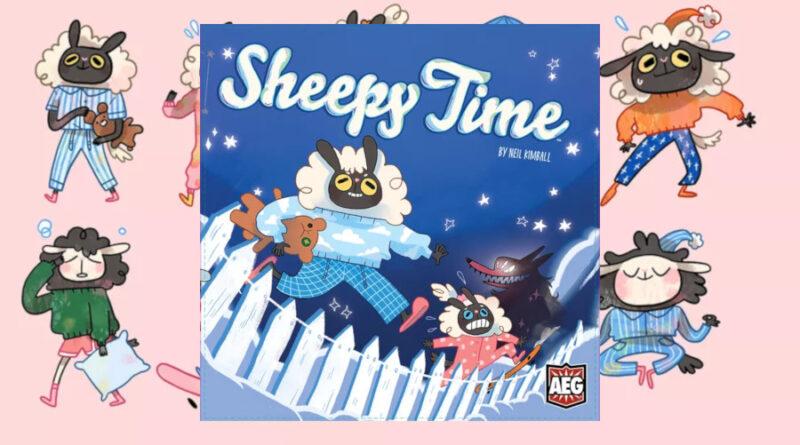 sheepy time meniac news