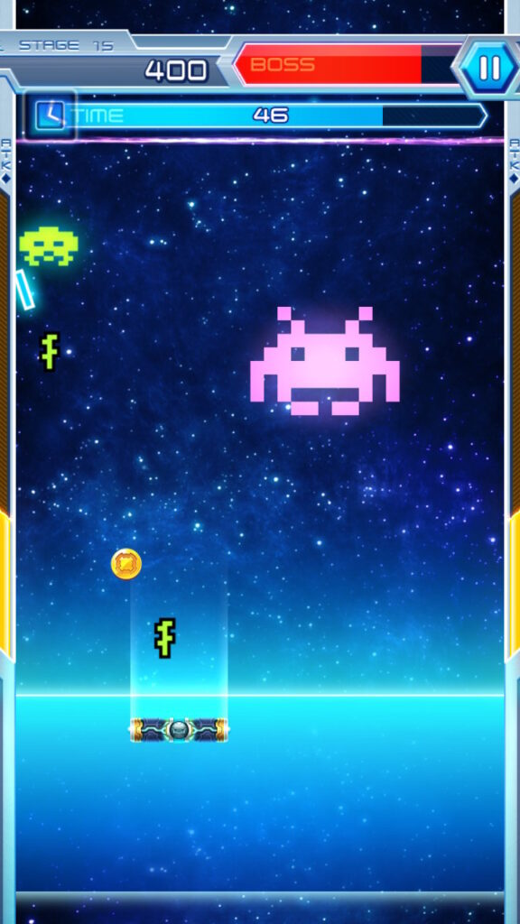 space invaders Forever meniac recensione 6