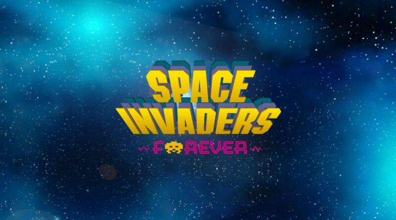 space invaders Forever meniac recensione cover